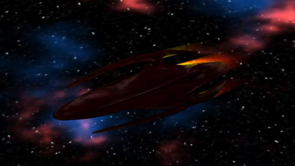 Der Alien Cruiser war ein furchterregender Gegner. Seine Schilde waren fast undurchdringlich und er besaß eine stärkere Version des Fusionsstrahl. Dieser Strahl war jedoch starr nach vorne montiert, und das Schiff war sehr träge. Es konnte jedoch auch drei Suchdronen auf einmal starten. Die beste Taktik bestand darin, erst die Jäger auszuschalten und das Schiff dann von hinten anzugreifen, wo der Strahl einen nicht treffen konnte. Dabei musste man den Dronen ausweichen und den Cruiser mit Raketen beharken.