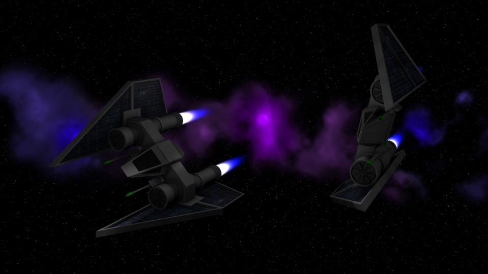 Durch seine extrem begrenzte Reichweite war der Defender für Spieler kaum interessant. Er wurde aber oft als Teil der Verteidigungsflotte unabhängiger Planeten eingesetzt. Spieler heuerten Defender oft als Eskorte an, statt sie selbst zu fliegen.