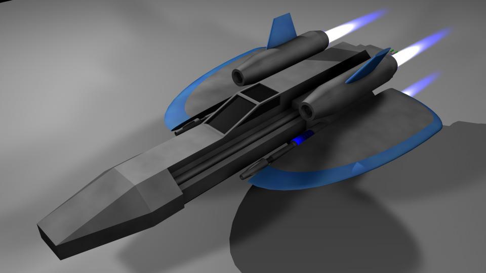 Vollgepackt mit schweren Raketen, die kleine und mittelgroße Schiffe mit nur einem Treffer vernichten konnten, war die Rapier ein gefährlicher Gegner. Zwar war sie bewaffnet wie ein kleines Kriegsschiff, besaß jedoch fast die Manövrierfähigkeit eines Jägers.