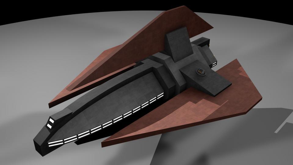 Der Kreuzer war ein Spätankömmling und erschien erst später im Spiel. Ich glaube, er wurde durch die Voinian Dreadnaught Mission aktiviert. Er war das größte und stärkste der UE-Schiffe.