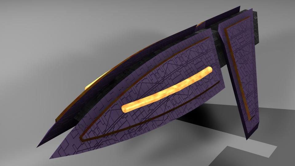 Although the Zidara was the smallest fully fledged warship in the game, it could still carry two Zidagar Fighters aboard. It also carried two phased beams. Its small size made it fast and maneuverable, but it still had strong shields and weapons. The Zidara was probably one of the best ships in the game.