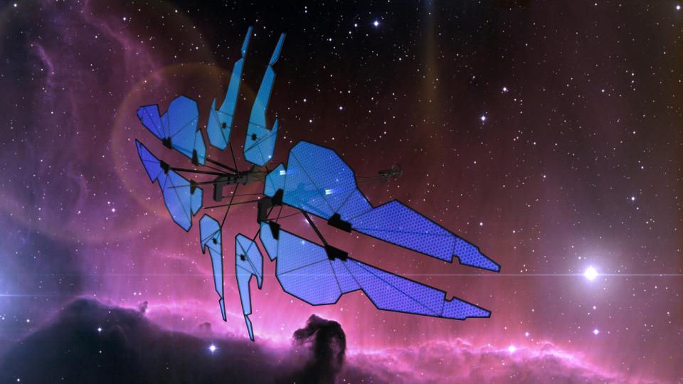 Die Zephyr ist ein Schiff der Aurora-Klasse, das von Lilihiere Ijehara geflogen wird. Das Schiff wurde von der Zephyr aus Eve Online inspiriert.